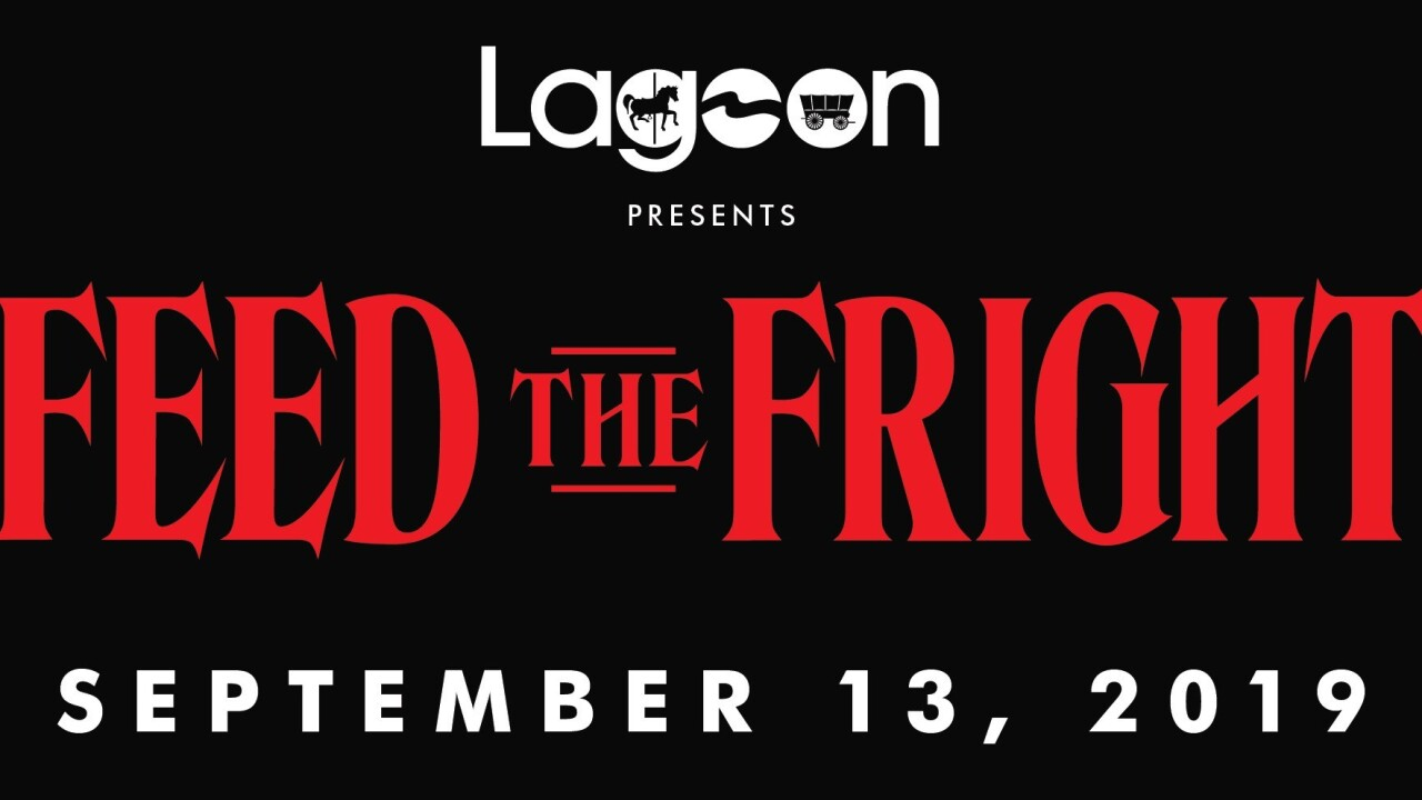 """Visit FRIGHTMARES on Friday the 13th and """"Feed TheFright"""""""