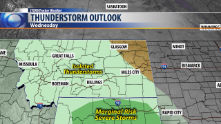 Thunderstorm  Outlook