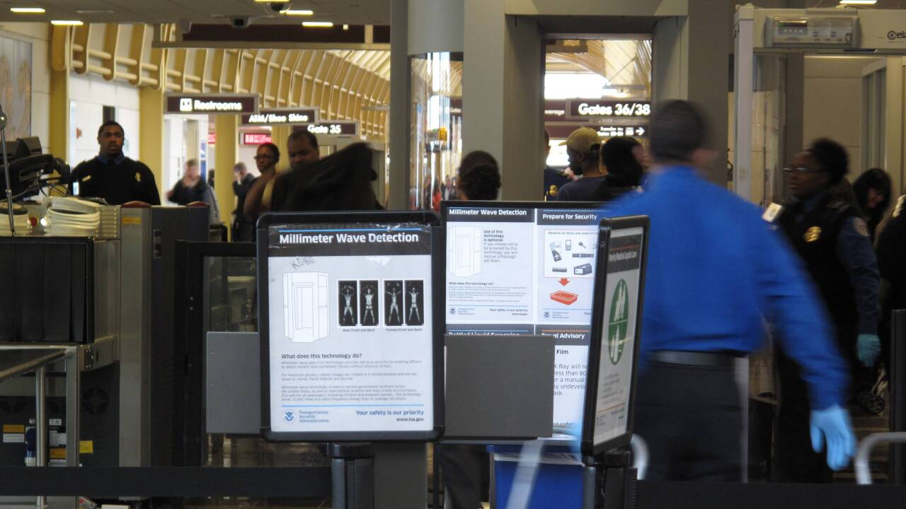 TSA testing drinks bought after security checkpoints