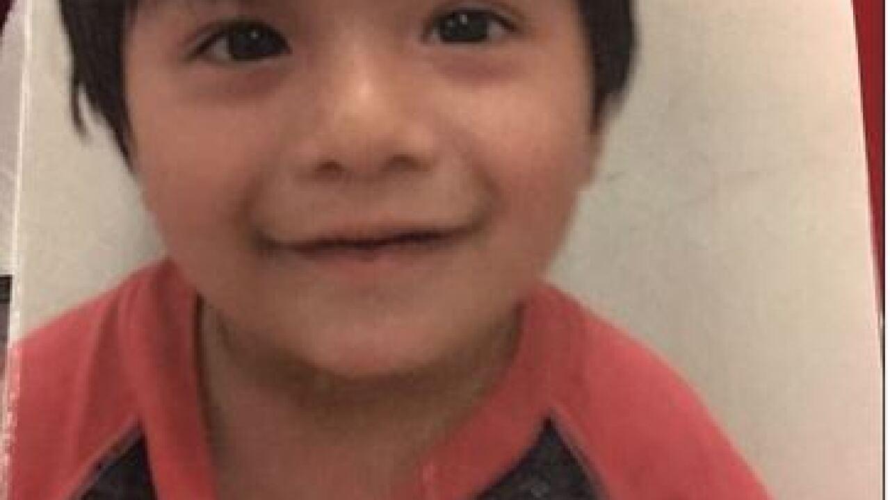 AMBER ALERT: Three children missing from Sturgis