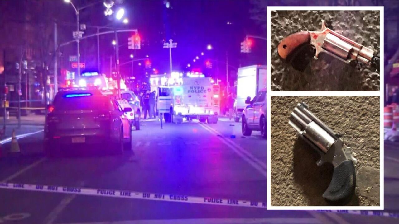 Two people killed in police-involved shooting in East Village: NYPD