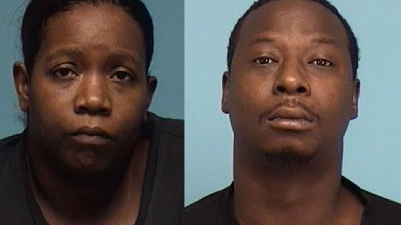 Pair who left dogs to die facing charges
