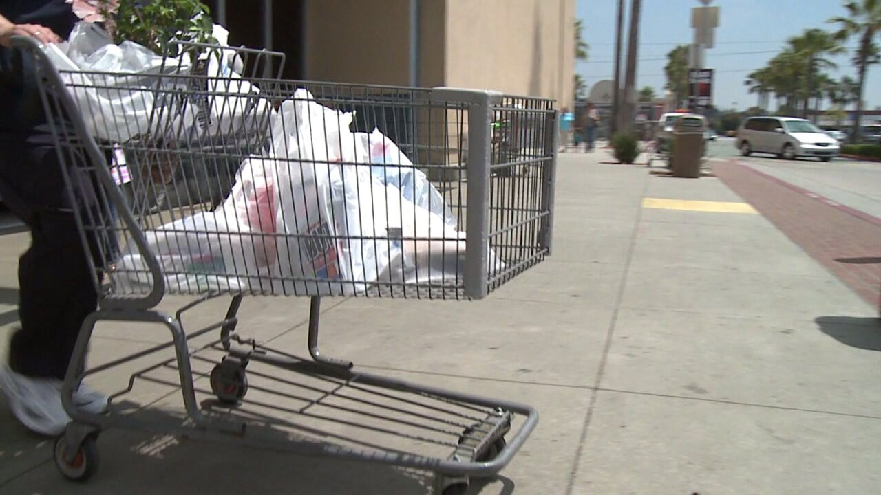 Plastic bag bill could make the state of Utah millions