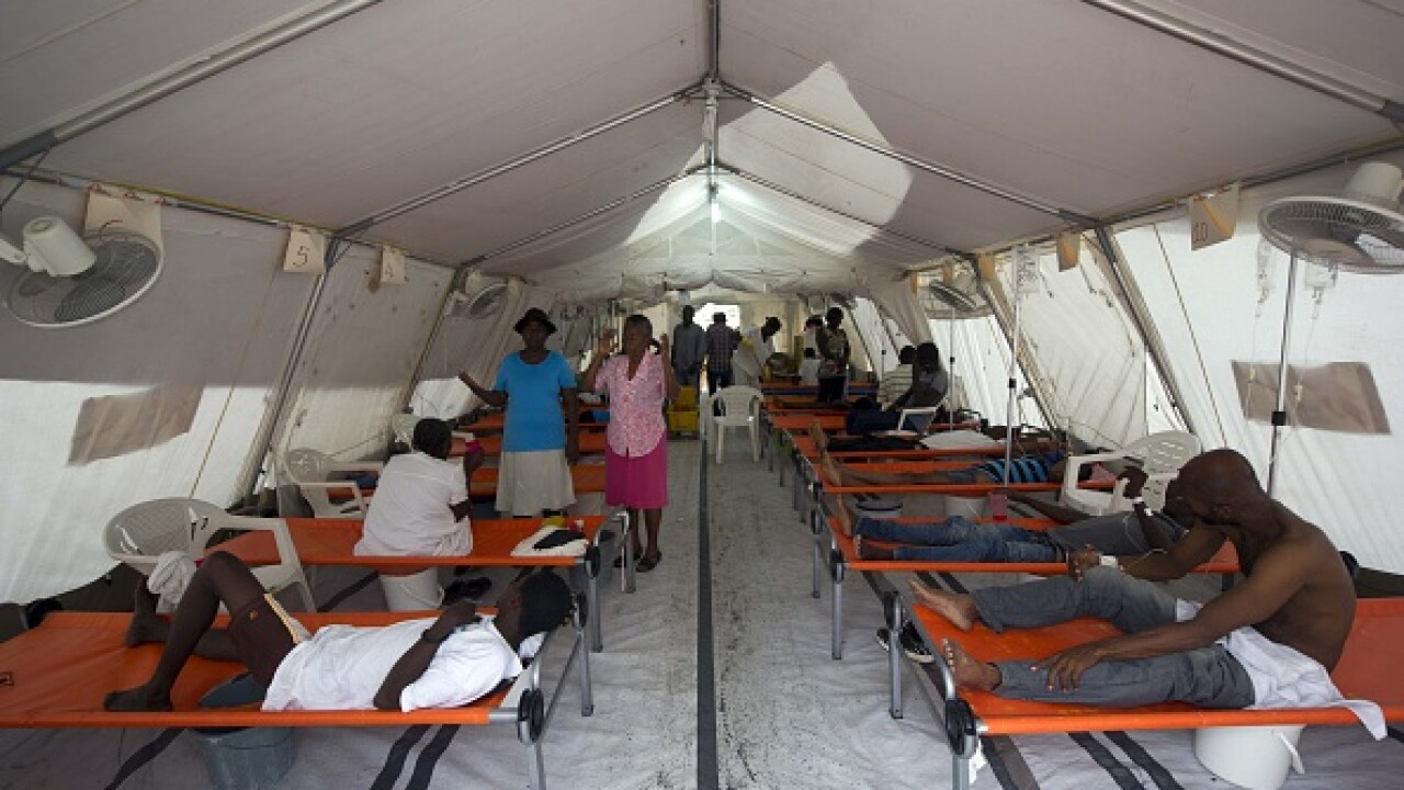 UN: We have 'moral responsibility' to help Haitian cholera victims