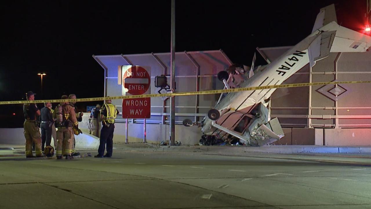 Small Plane Crash Loop 202 and McClintock