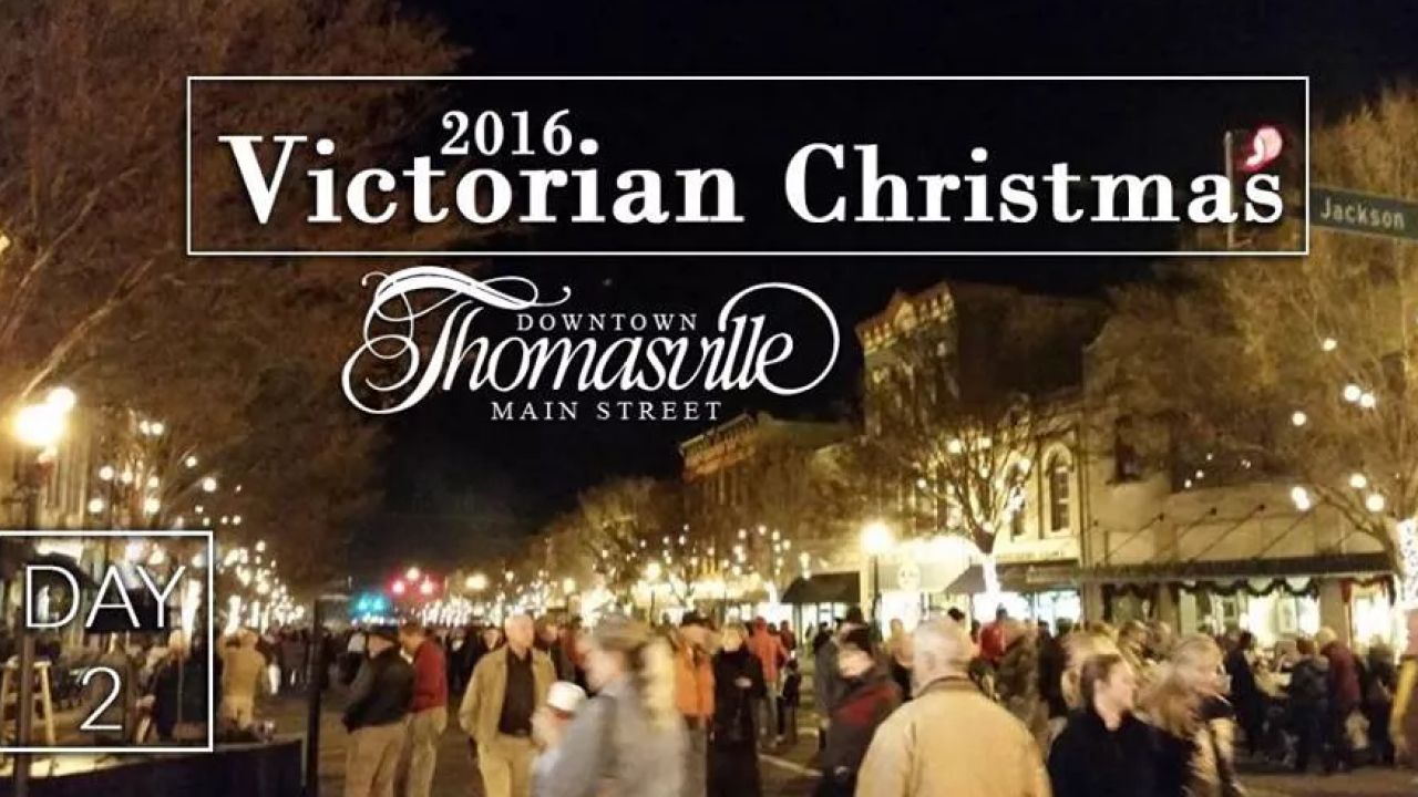 New layout planned for Victorian Christmas in Thomasville