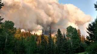 Fires near Lincoln have burned thousands of acres