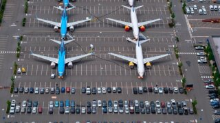 Boeing says it might have to shut down 737 Max production