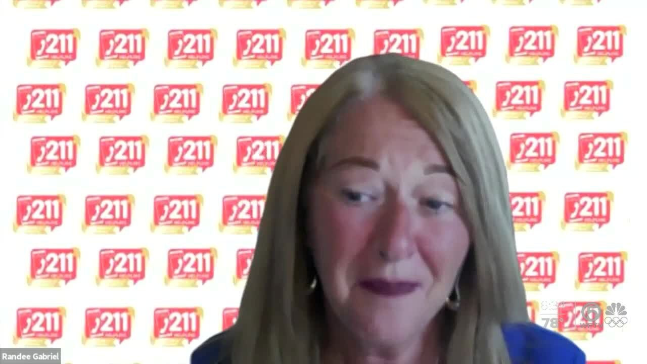 Renee Gabriel, 211 Program Manager
