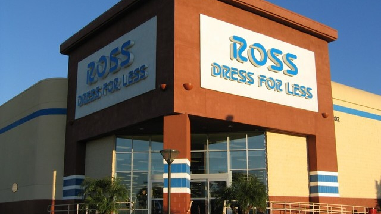 Ross and T J  Maxx department stores thrive