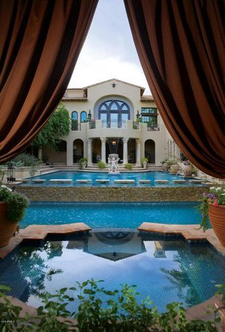 Paradise Valley home listed for sale on Zillow for $7,495,000