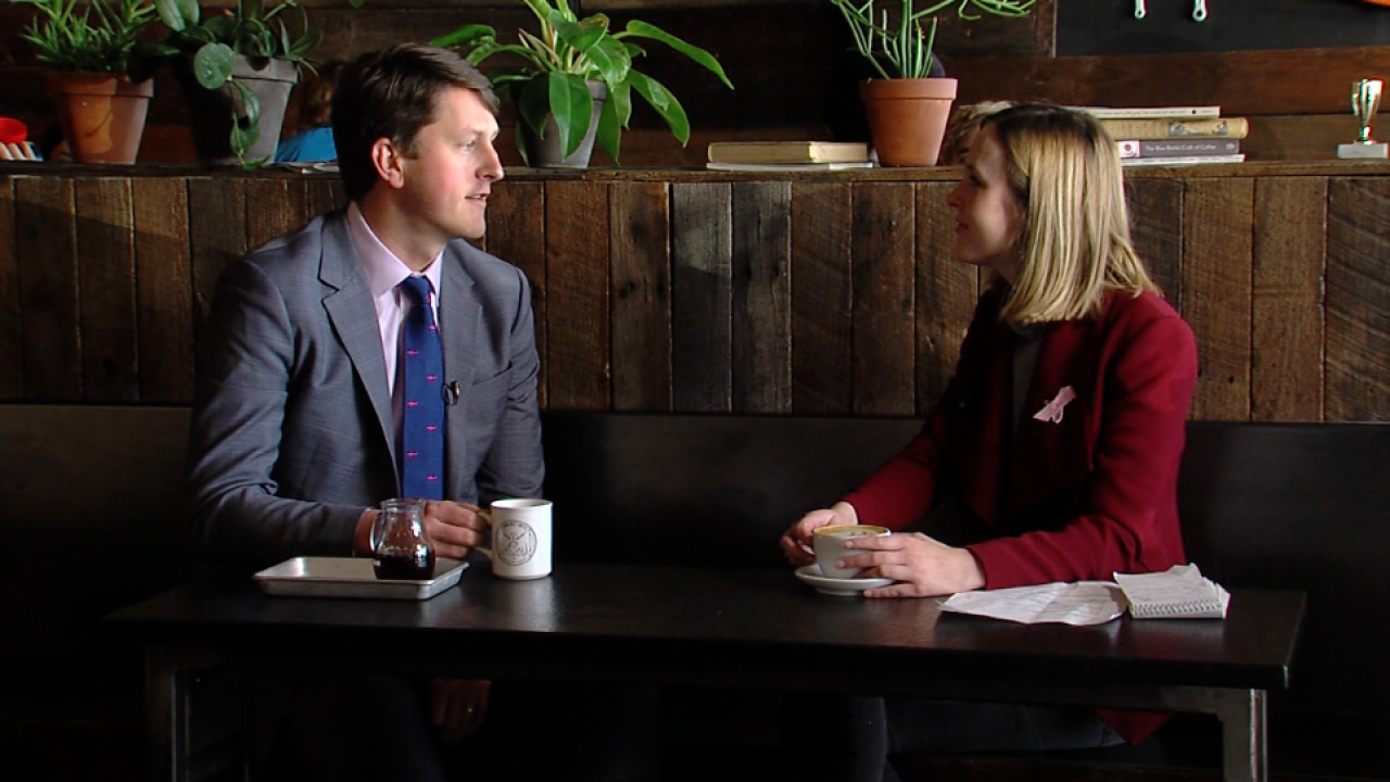 Coffee with the Candidates: Phil Glynn