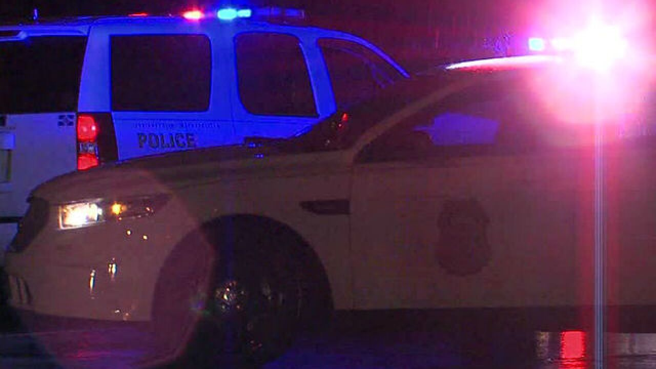 Man, woman struck by vehicle in hit-and-run