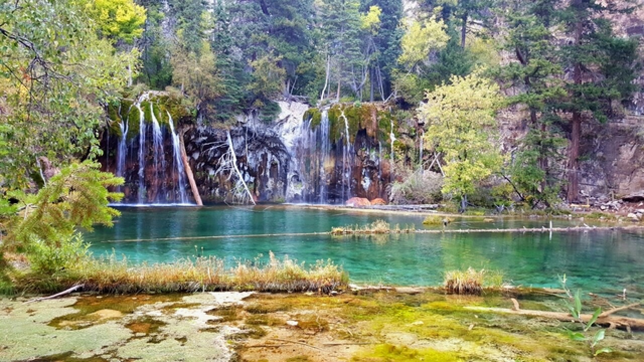 Hanging Lake Trail and parking lot to close temporarily starting Monday