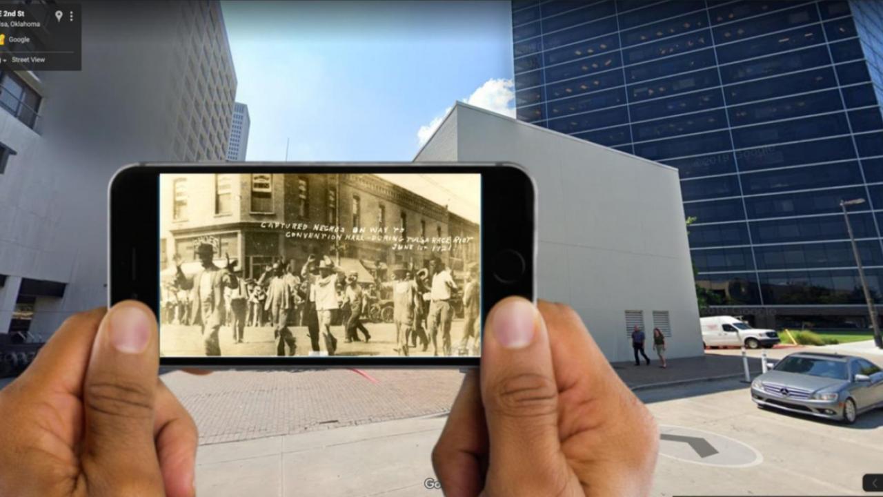 Black Wall Street virtual app pic 3