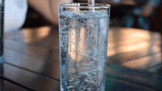 People are seriously paying to drink 'raw water'