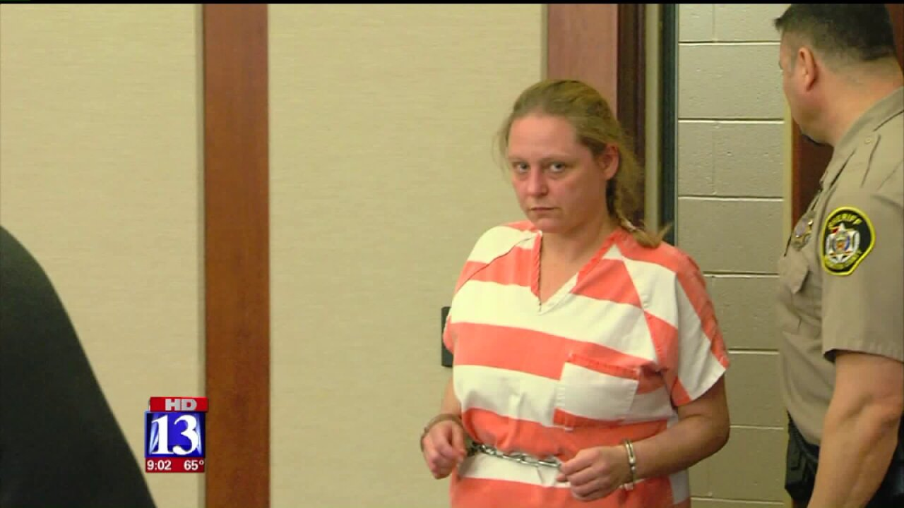 Southern Utah mom hit with more charges in child abuse case