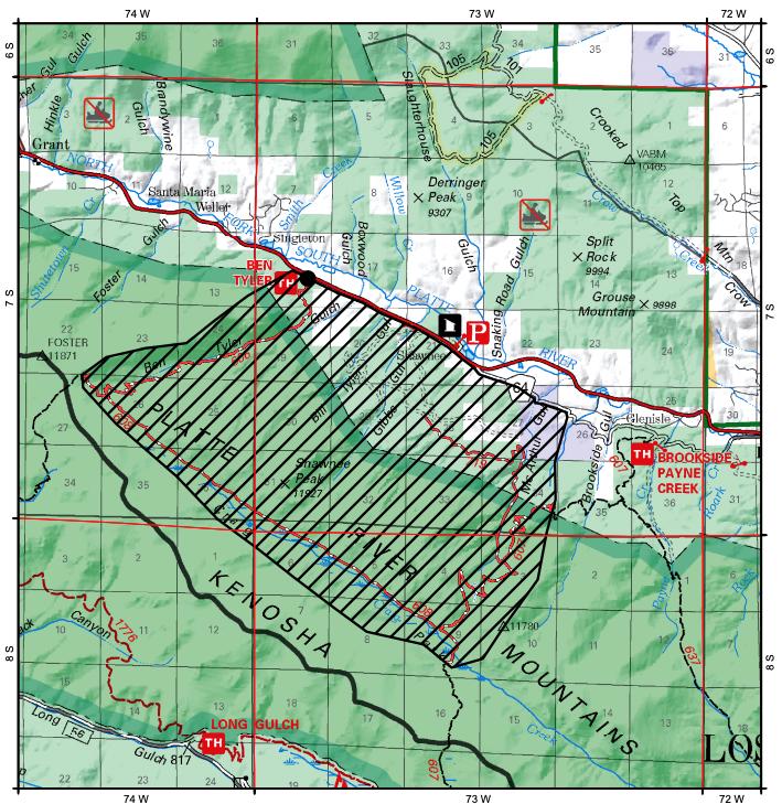 Shawnee Peak Fire - United States Forest Service