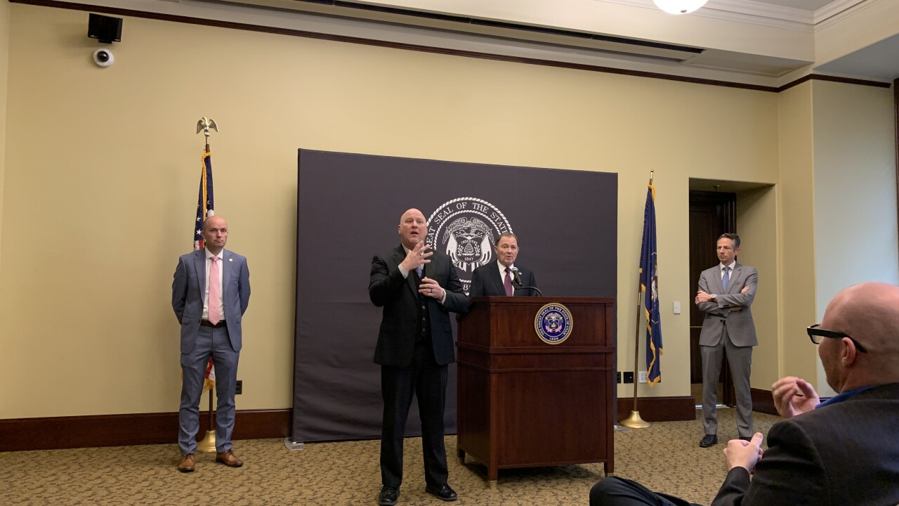 Governor COVID-19 news conference