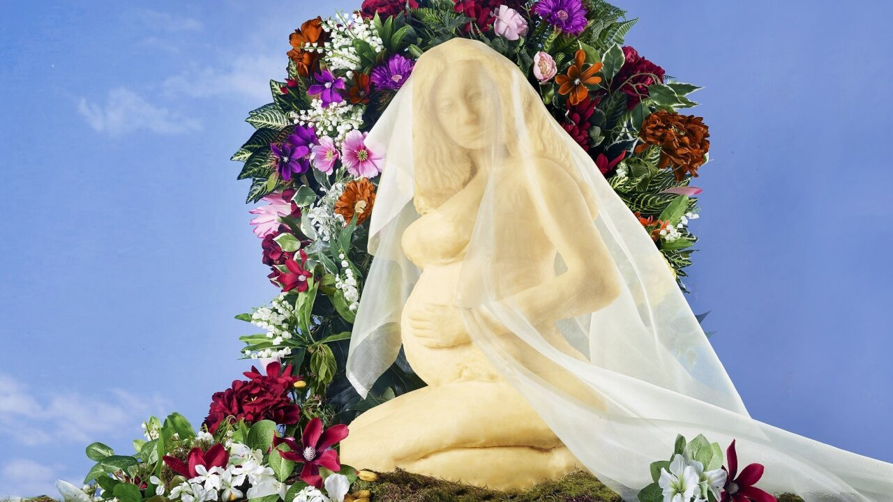 What do you call a Beyonce statue made of cheese? Brie-Once, obviously