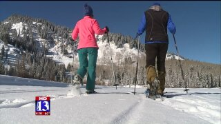 Living Elevated: Snowshoeing in Solitude