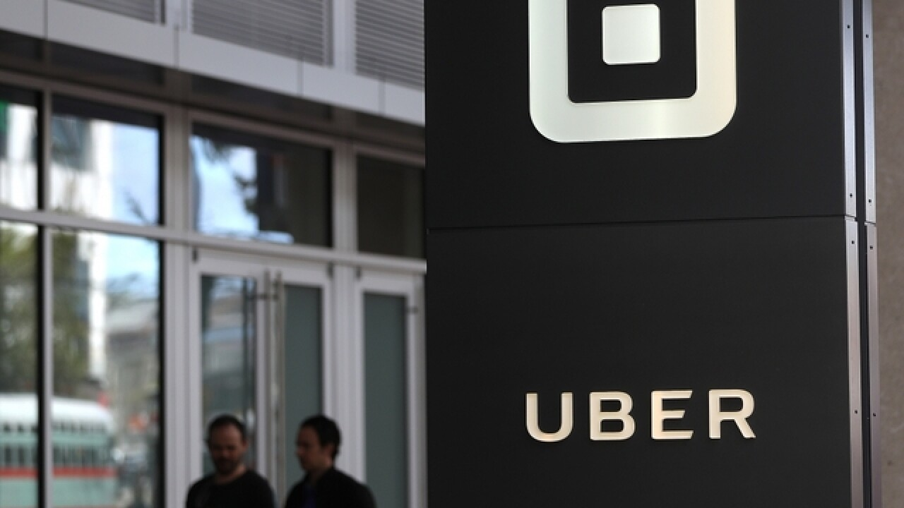 Uber ordered to stop testing self-driving cars in San Francisco
