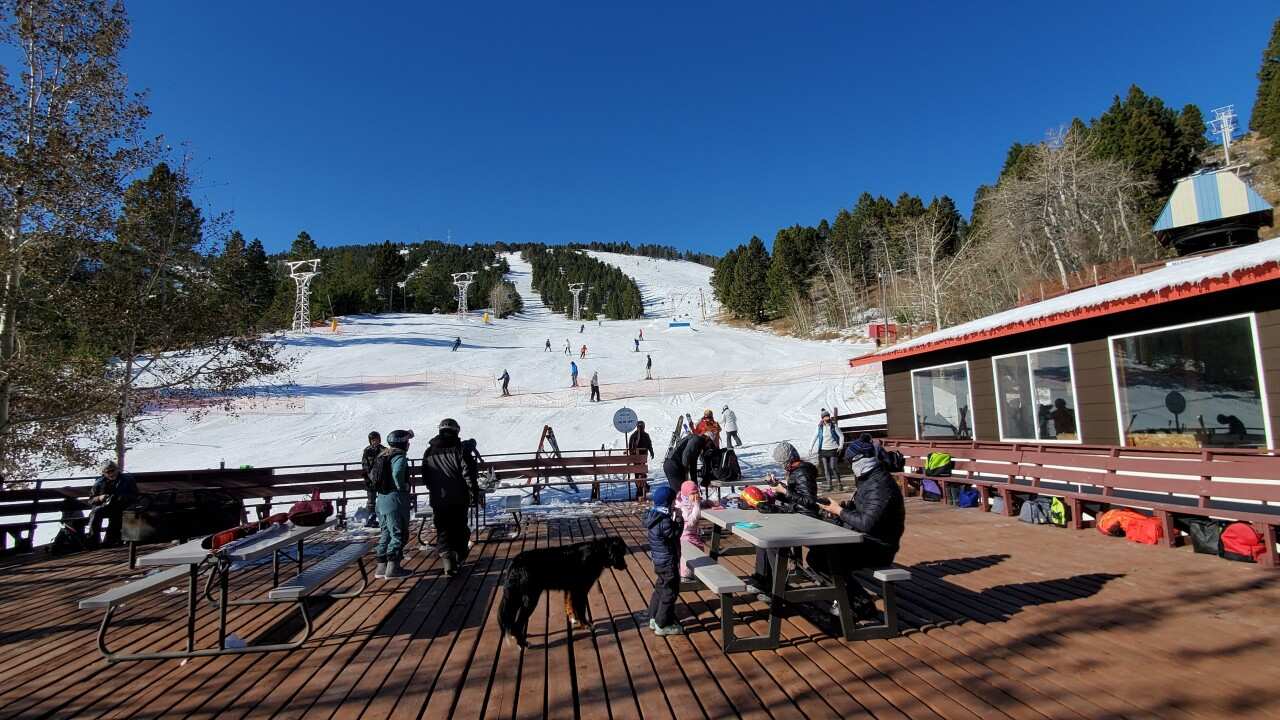 Great Divide Opens