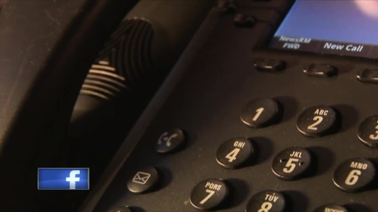 Grand Chute PD warns of scary phone scam