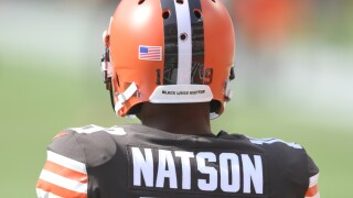 Washington Browns Football JoJo Natson