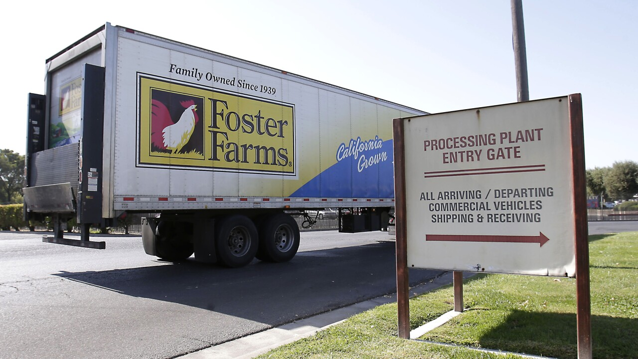 Large chicken production plant closing for a week after 8 COVID-19-related deaths