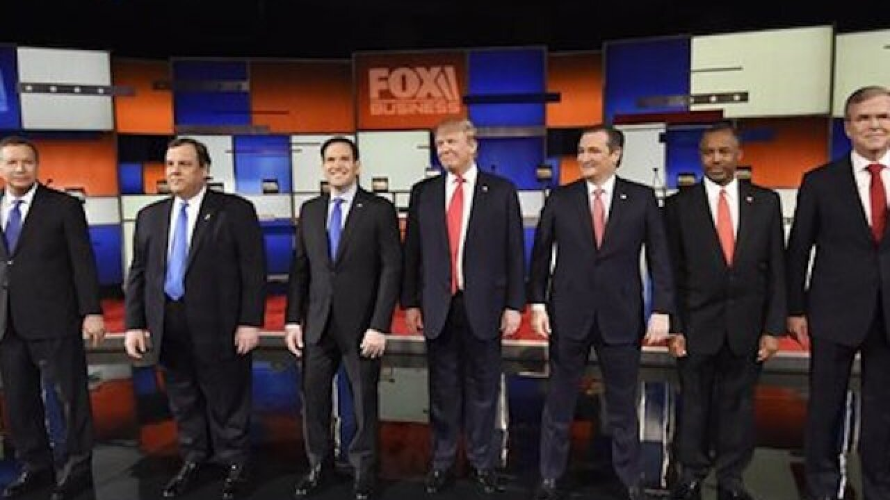 Thursday's GOP debate seen by 11.1 million