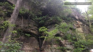 Teenager OK After Fall From Cliff in Red River Gorge