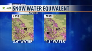 Montana Ag Network Weather: May 30th