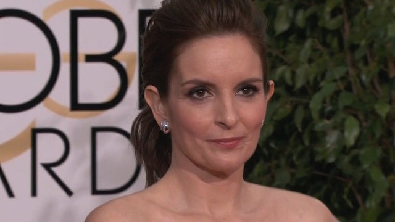 Tina Fey to white women who voted for Trump: 'You can't look away'