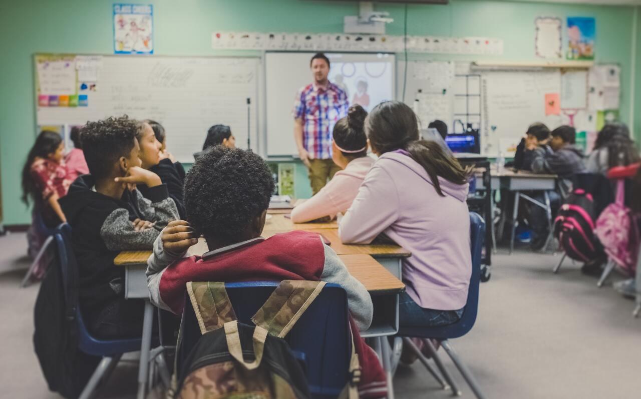 File image of classroom