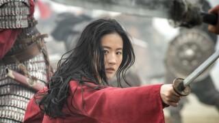 Yifel Liu as 'Mulan'