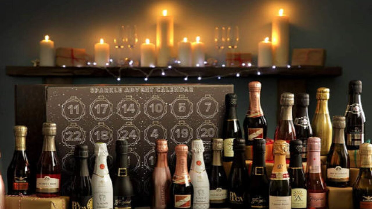 Sparkling Wine Advent Calendars Now Exist—and The Countdown To Christmas Just Got So Much More Festive