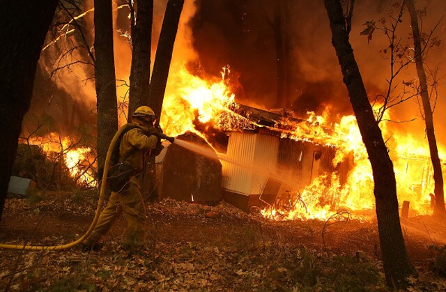 PHOTOS: Camp Fire destroys Northern California town