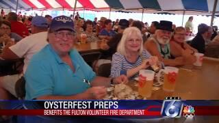 Oysterfest starts Thursday