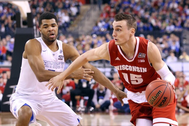 Sam Dekker tells Hausers 'come to the good side'