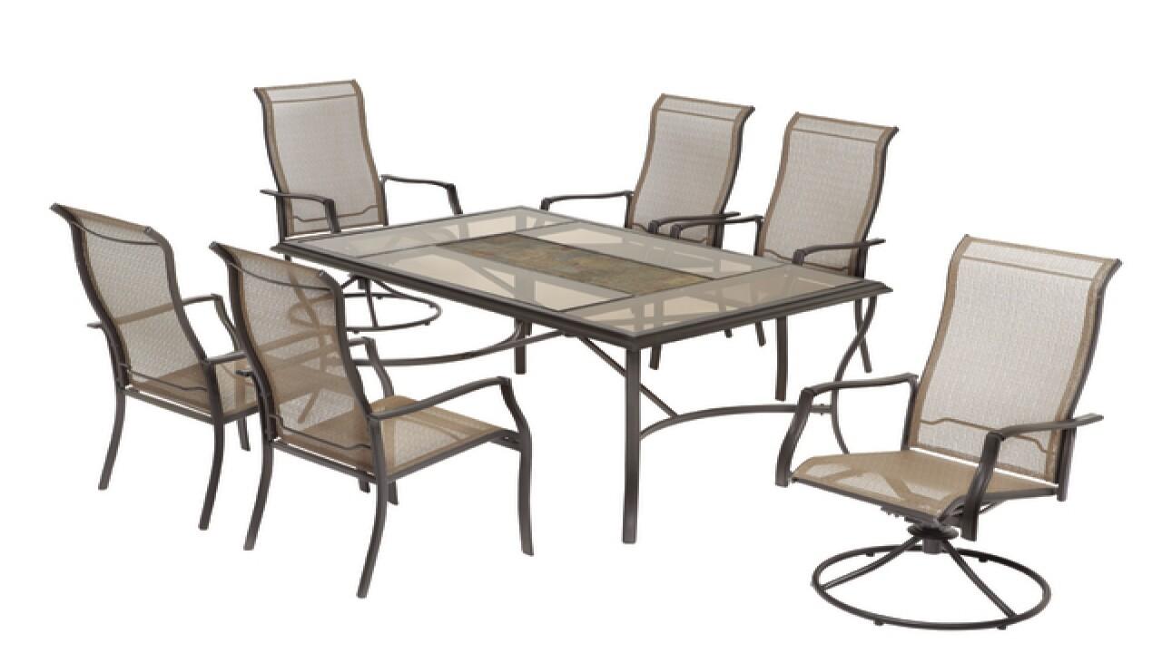 Casual Living Worldwide Recalls Swivel Patio Chairs Due To Fall Hazard