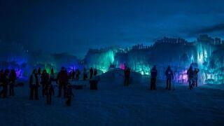 Presale for Lake Geneva Ice Castles live now