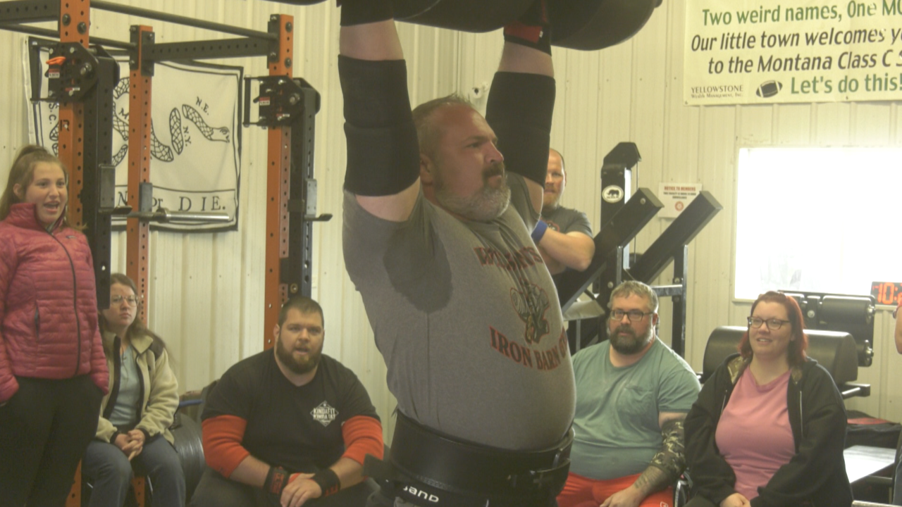 First-ever strongman competition comes to Bozeman