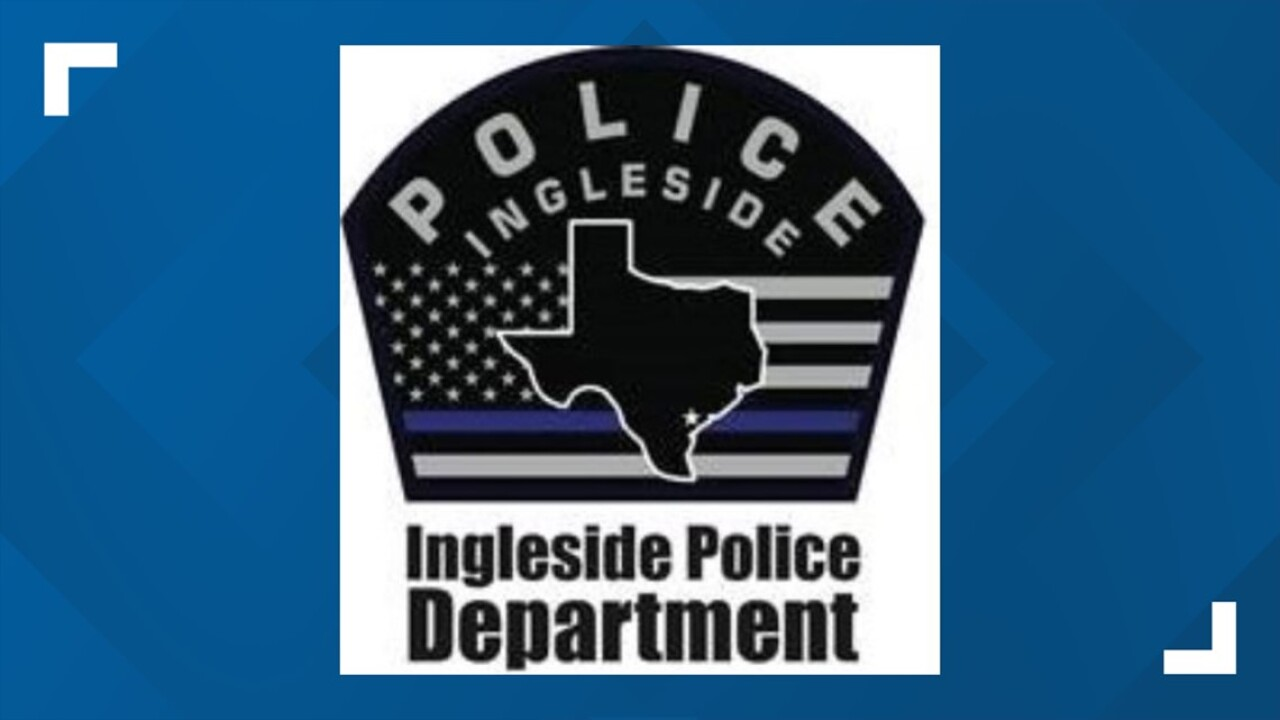 Ingleside Police Department logo