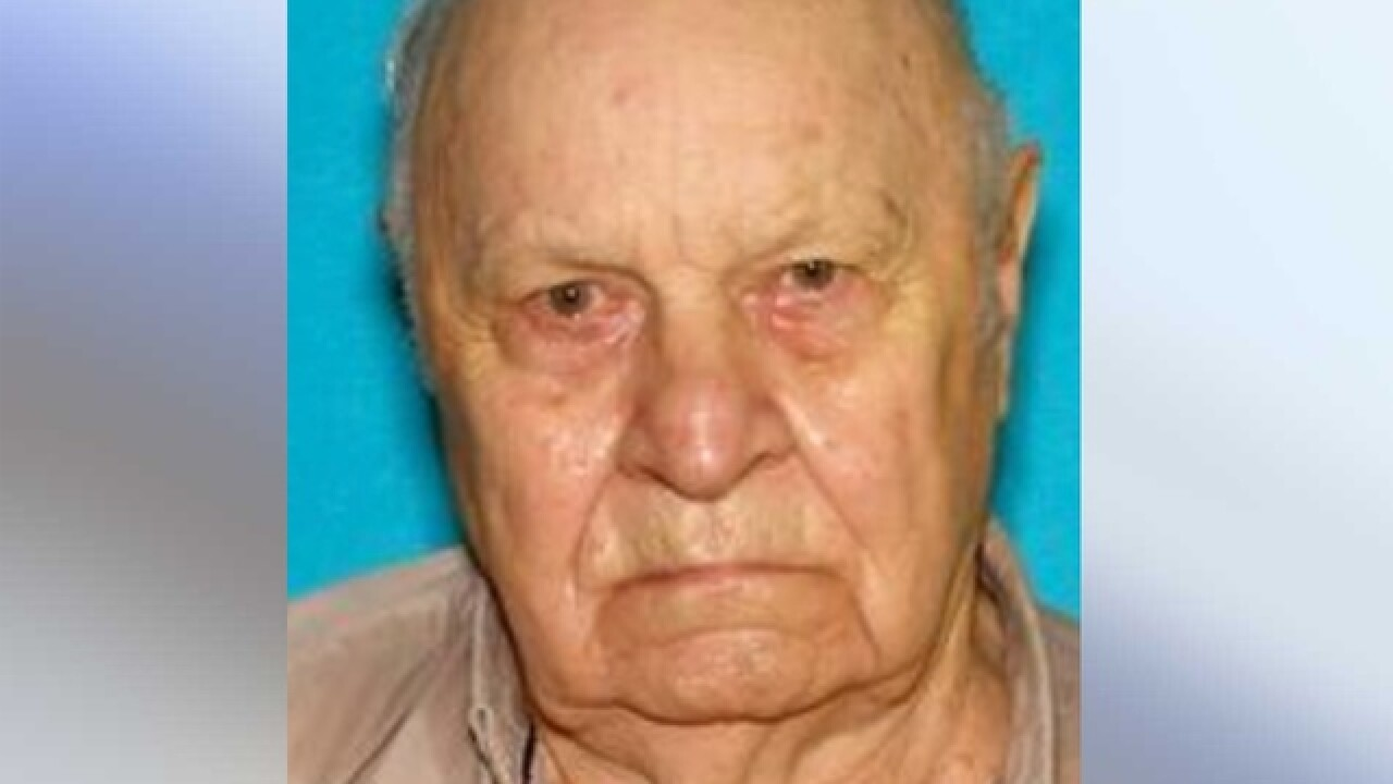 Silver Alert issued for missing Indiana man