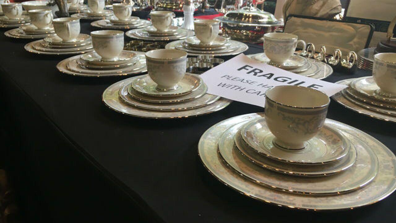 PHOTOS: Nancy Irsay estate auction