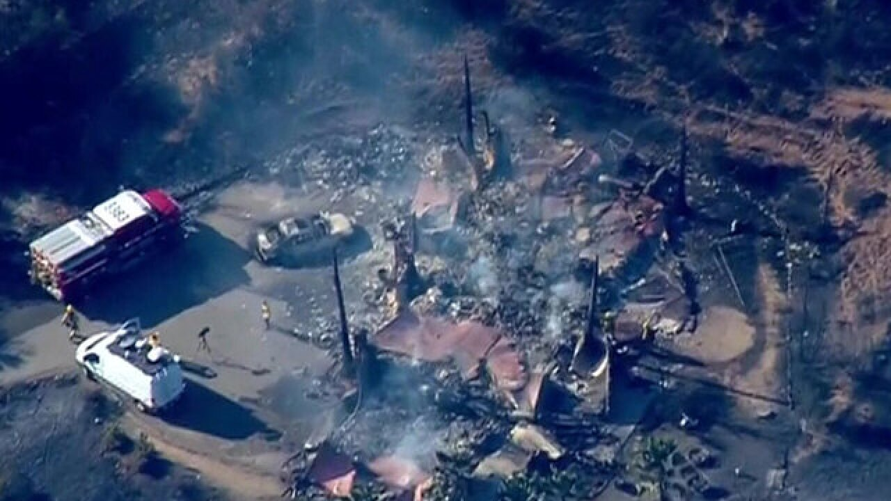 Lilac Fire rages on as evacuations continue