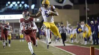 Guice among 22 attending NFL Draft