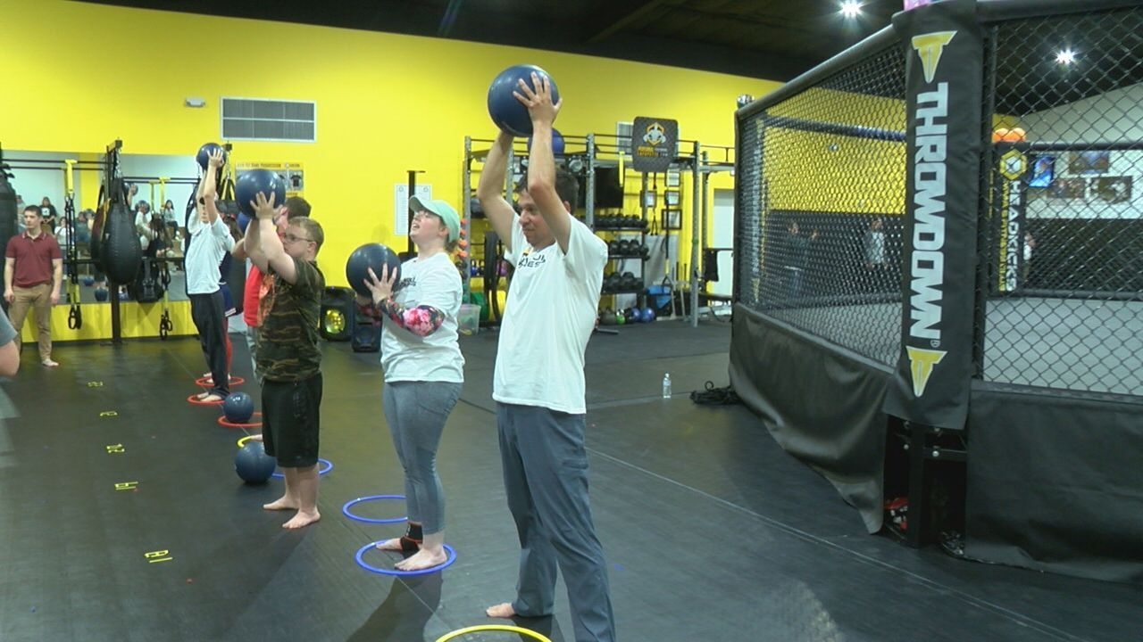 Unique Fitness provides fun, safe workouts for those with ...