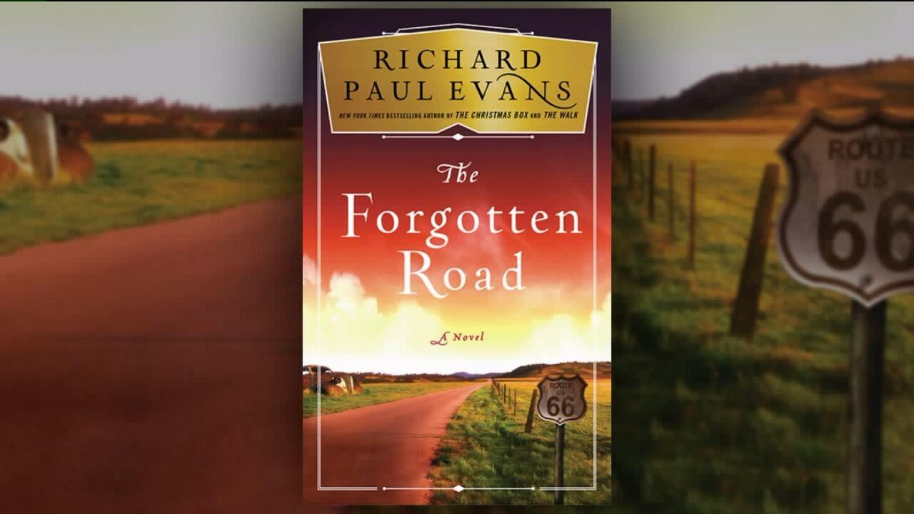 Richard Paul Evans talks about his newbook